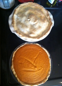 pumpkin & apple done