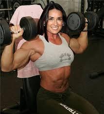 Demi bodybuilding