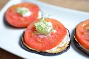 eggplant appetiser