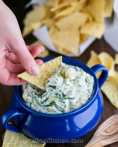 Skinny-Spinach-and-Artichoke-Dip-8