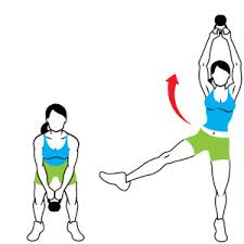 Kettle bell outer