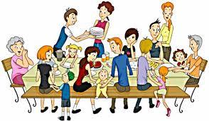 xmas family gathering