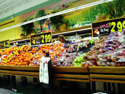 healthy food produce prices