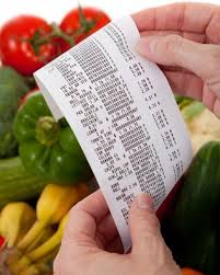 healthy food receipt